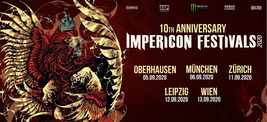 Impericon Festivals Streams