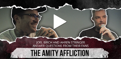 The Amity Affliction Fans Asking
