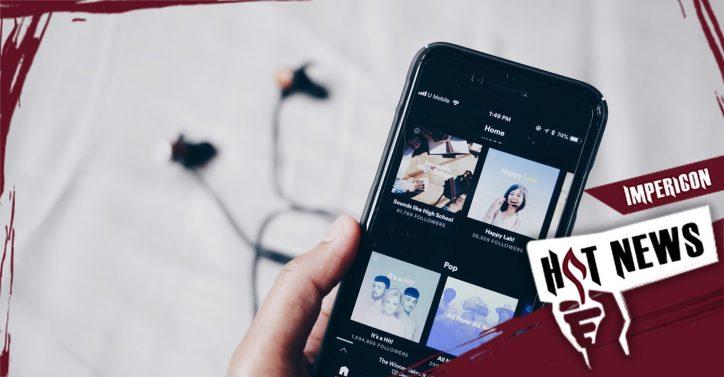 Spotify-Playlisten ungeliebte Bands