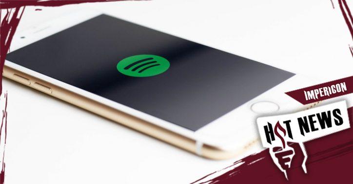 Spotify Spenden