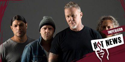 Metallica Lars Ulrich