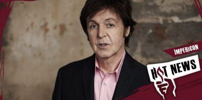 The Beatles The Rolling Stones Paul McCartney