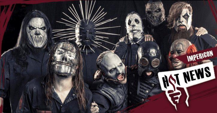 Slipknot Tour Konzerte Venues