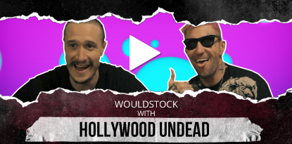 Hollywood Undead Interview Wouldstock