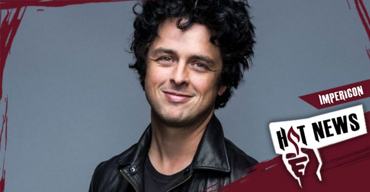 Billie Joe Armstrong Teenie Green Day