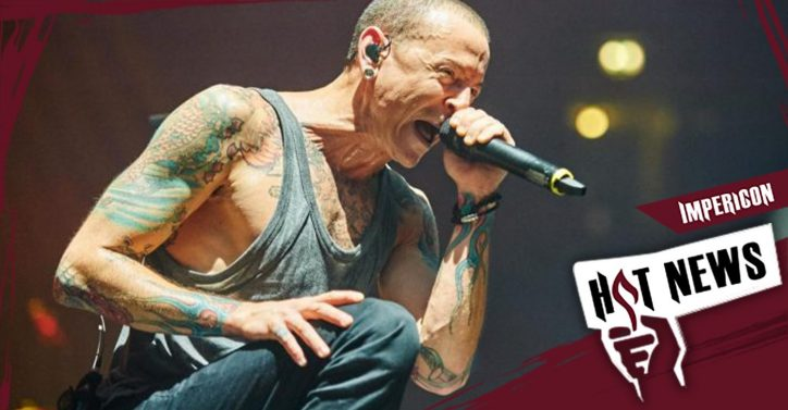Linkin Park Chester Bennington Friendly Fire