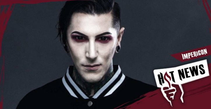 Motionless In White Chris Cerulli