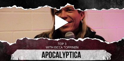 apocalyptica top 3 interview
