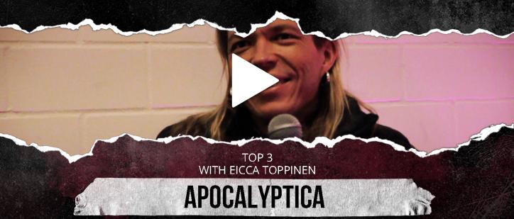 apocalyptica top 3 interview