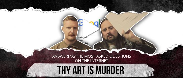Thy Art Is Murder Interview