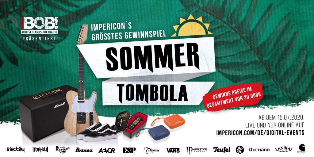 Summer Tombola