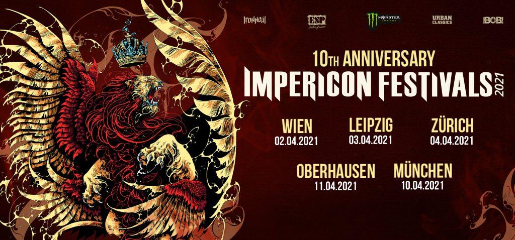 Impericon Festival Dates 2021