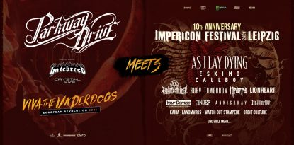 Impericon Festival meets Parkway Drive