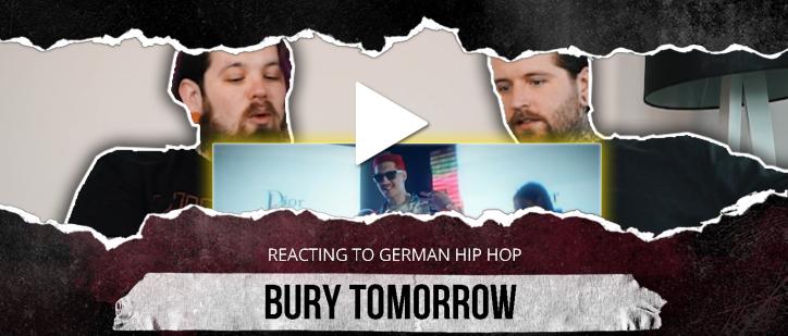 Bury Tomorrow Interview