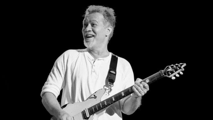 Eddie Van Halen tot