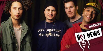 Rage Against The Machine Doku