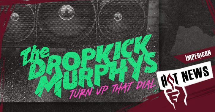 Dropkick Murphys Middle Finger