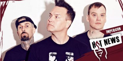 Blink-182 mit konkreten Album-Plänen