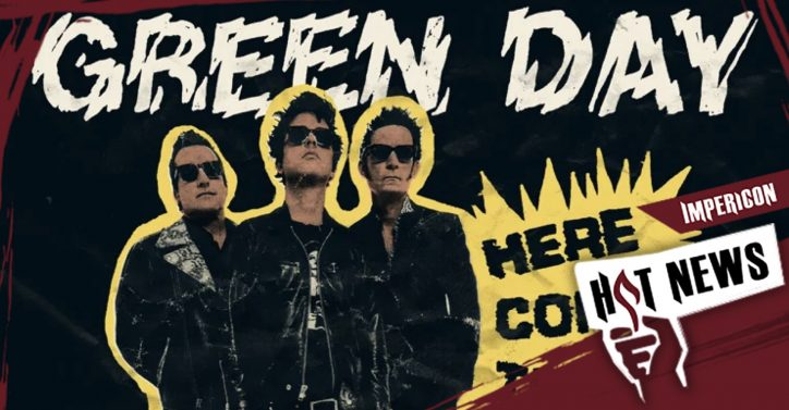 Green Day neuer Song