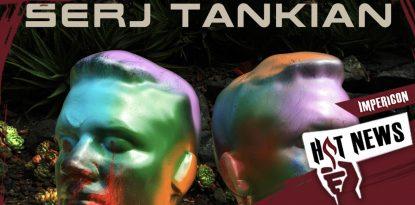 Serj Tankian neue EP