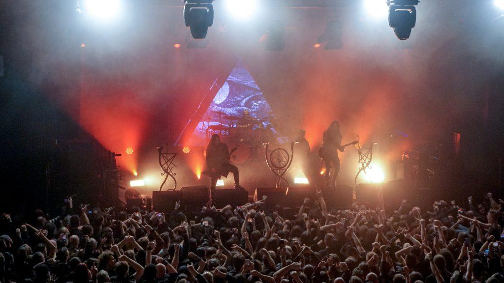 Behemoth live in Frankfurt