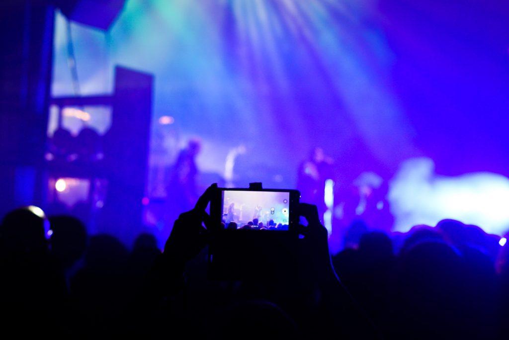 Dimmu Borgir live in Wiesbaden, Photo-Credit: Rodney Fuchs