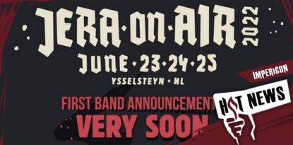 Jera On Air bestätigt Bands