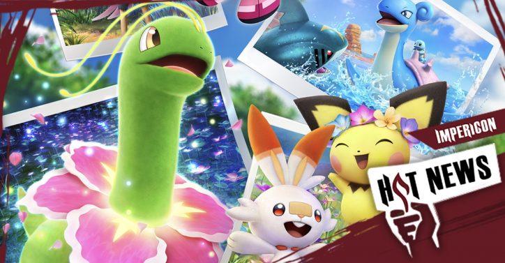 Neues Pokemon-Spiel