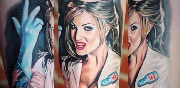 Punk tattoo Punk Tattoo