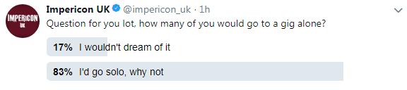 poll concert
