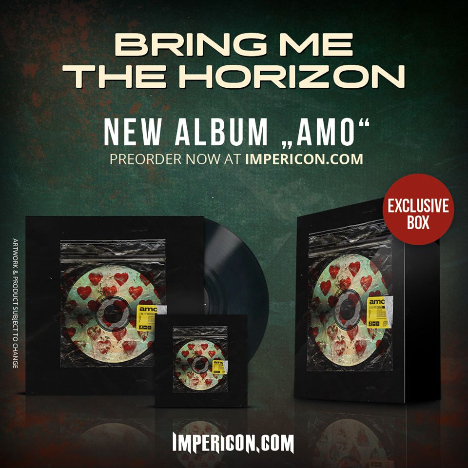 Bring Me The Horizon new