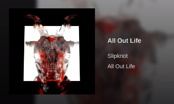 Slipknot Release New Song (And Video) For 'All Out Life