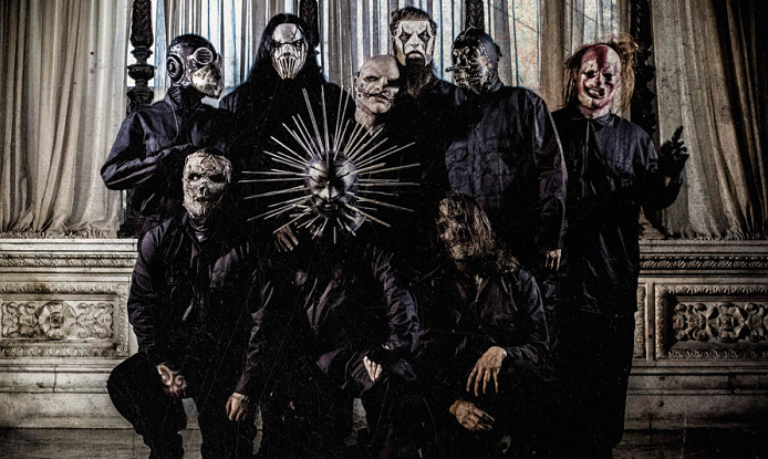 Slipknot photo 2014