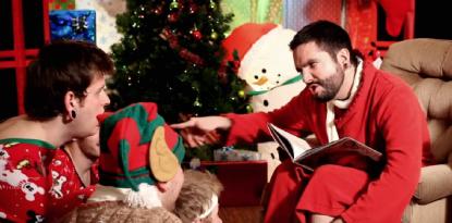 Playlist de Noël Alternatif