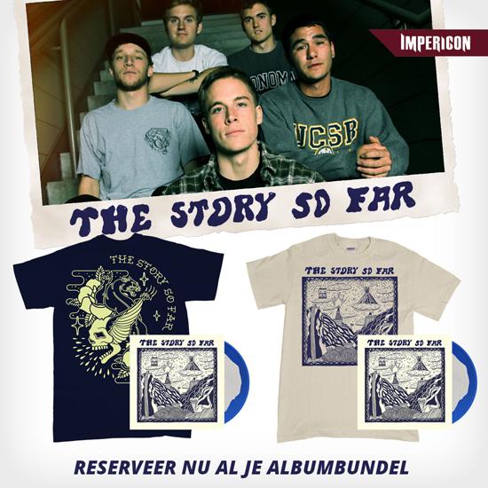 The Story So Far - Albumbundel