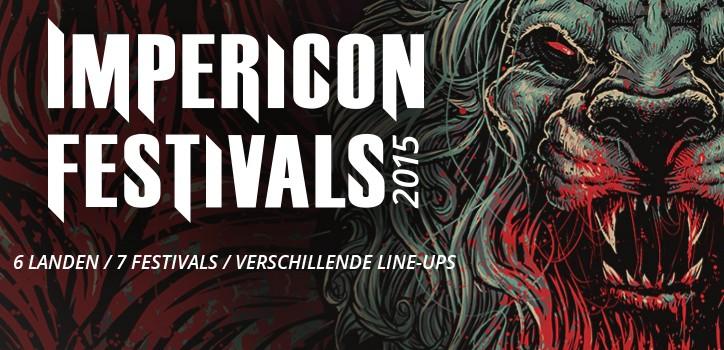 Impericon Festivals 2015