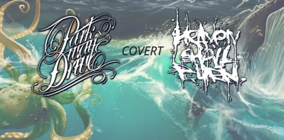 Parkway Drive covert Heaven Shall Burn
