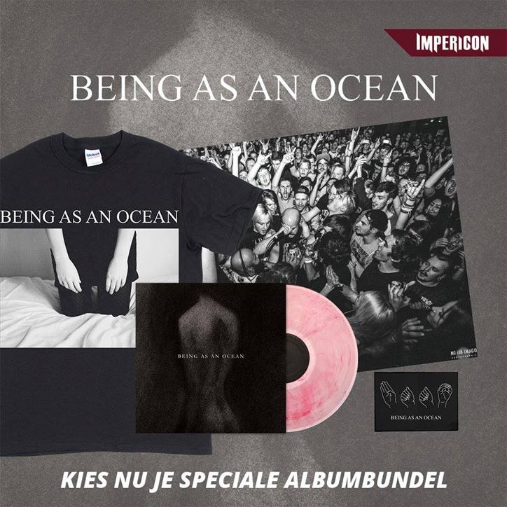 Being As An Ocean - Pre-Order Nu!