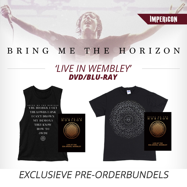 Bring Me The Horizon - Pre-Order Nu!