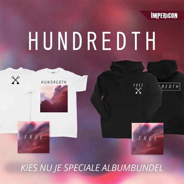 Hundredth  - Pre-Order Nu!