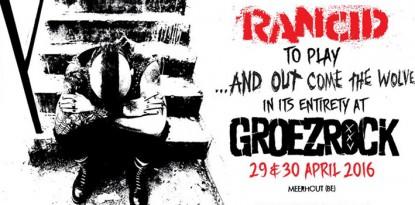 Groezrock Rancid