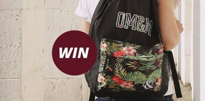 Of Mice & Men Backpack