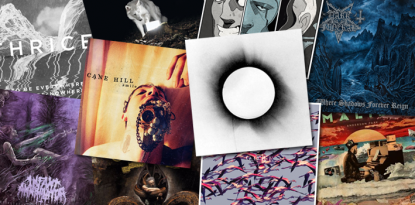 Albums Of The Year 2016