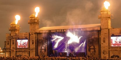 Alcatraz Metal Festival