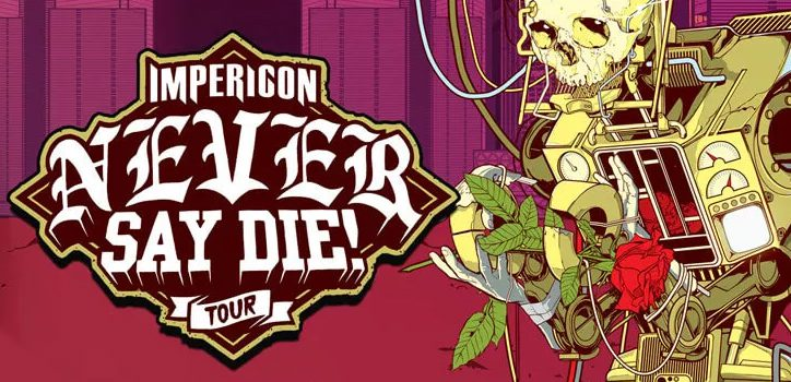 Never Say Die! Tour