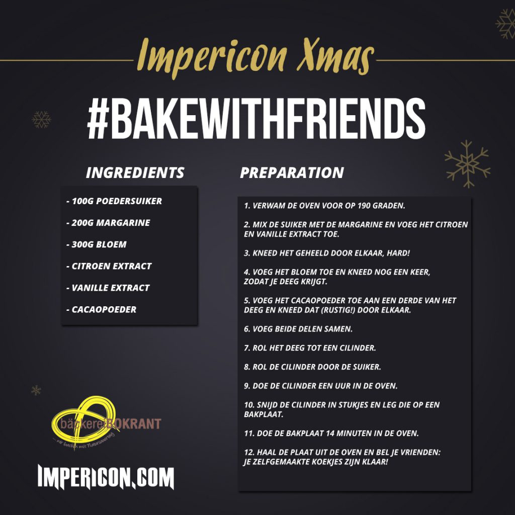 Bake With Friends NL