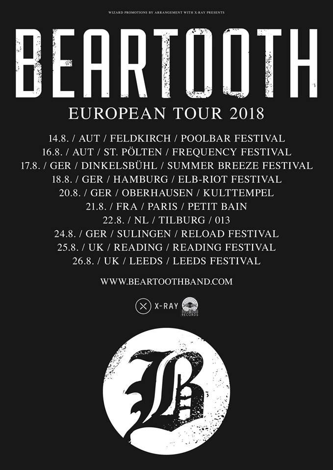 Beartooth Tour 2018