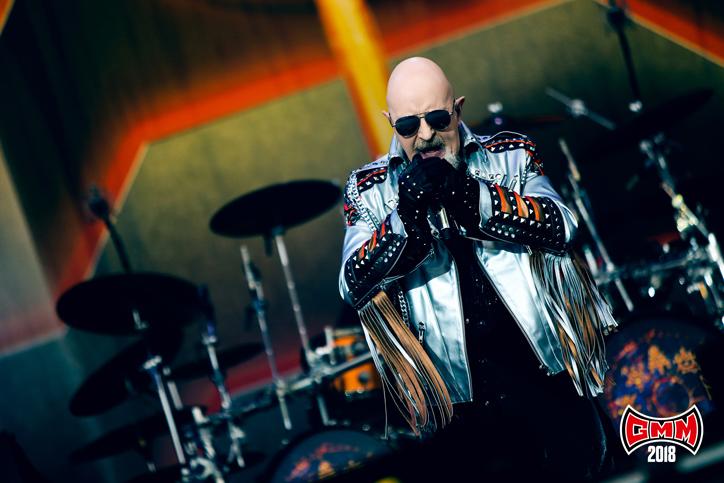 Judas Priest - © Tim Tronckoe