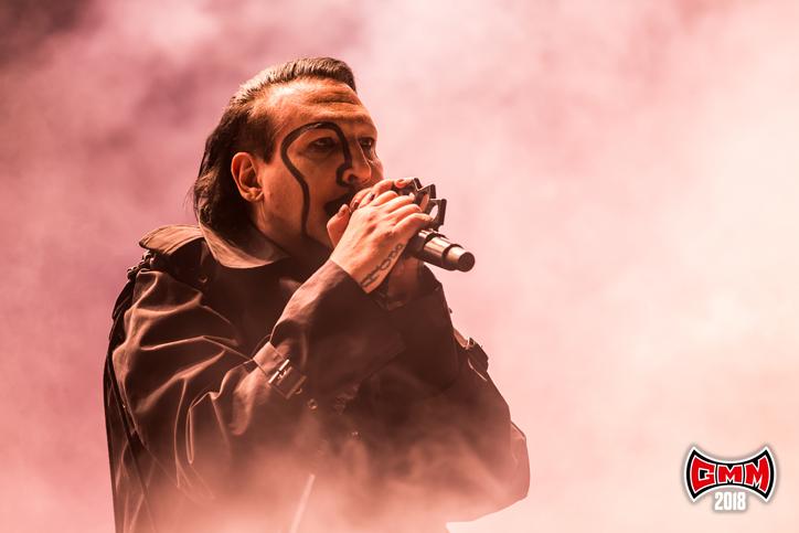 Marilyn Manson - © Dorien Goetschalckx