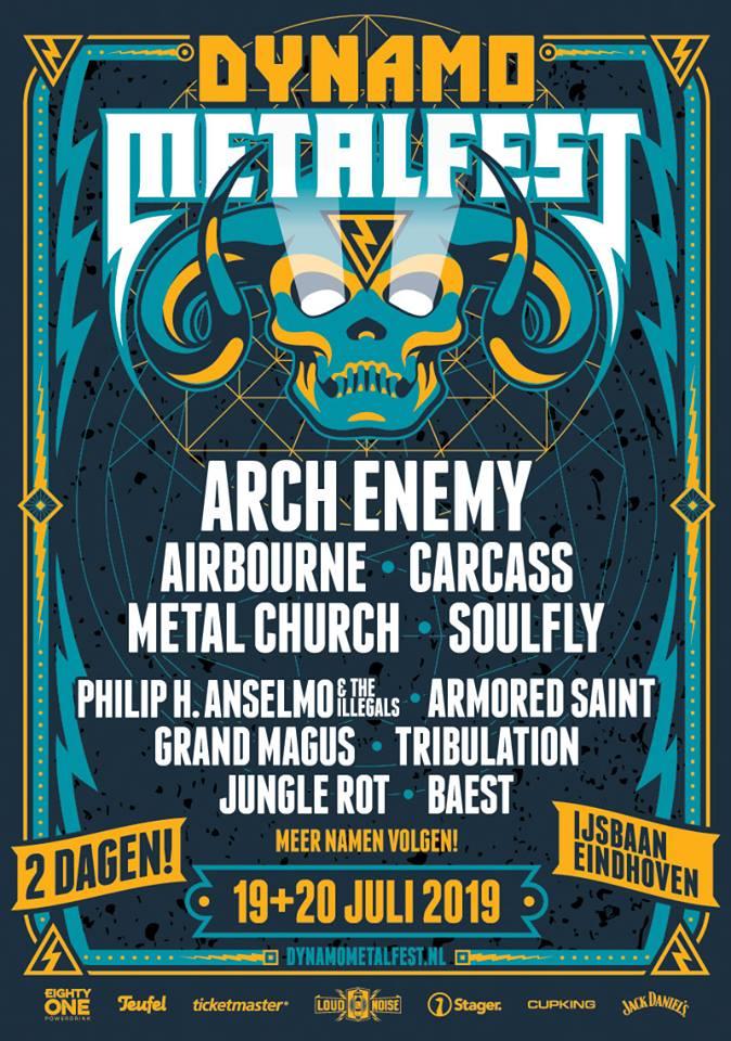 Dynamo Metal Fest 2019